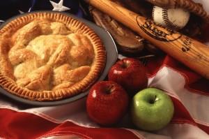 Apple Pie and Baseball; Wikipedia